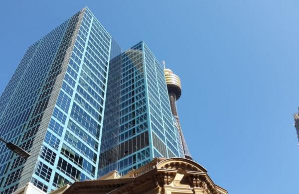 Sydney - veža