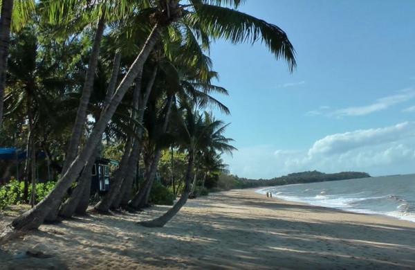 Pláž v Port Douglas