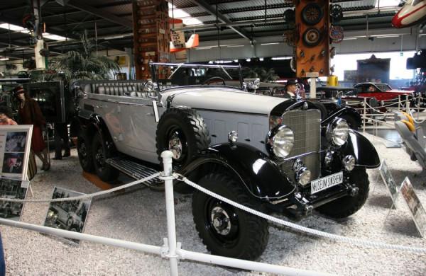 Múzeum aut a techniky Sinsheim