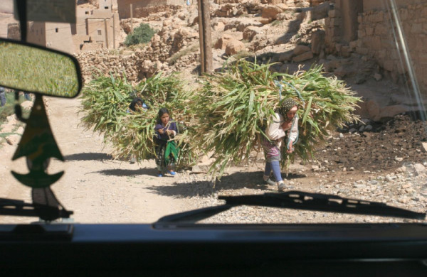 Vstupujeme do Atlasu – Vysoký Atlas | Októbrová cesta po Maroku