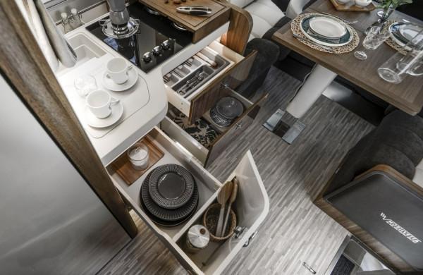 K-Yacht Tekno Line interier
