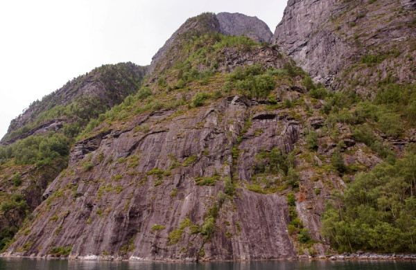 Nórsko - od severu k juhu