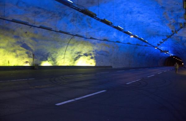 V tuneli sa dá urobiť prestávka