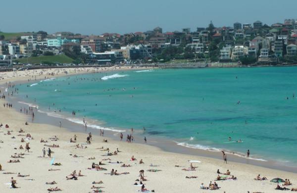 Bondi Beach v Sydney