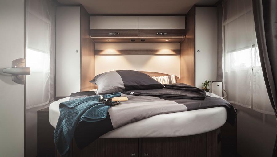 manželská posteľ v Carado T449