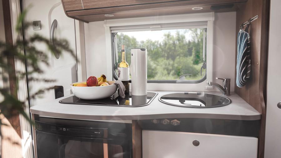 kuchyňa v modeli T 348