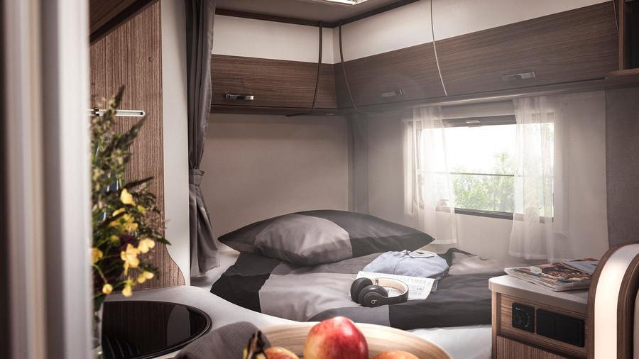 francúzska posteľ v Carado T 348