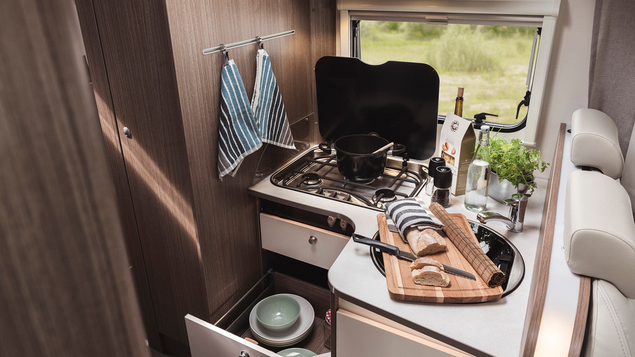 T 334 kuchyňa