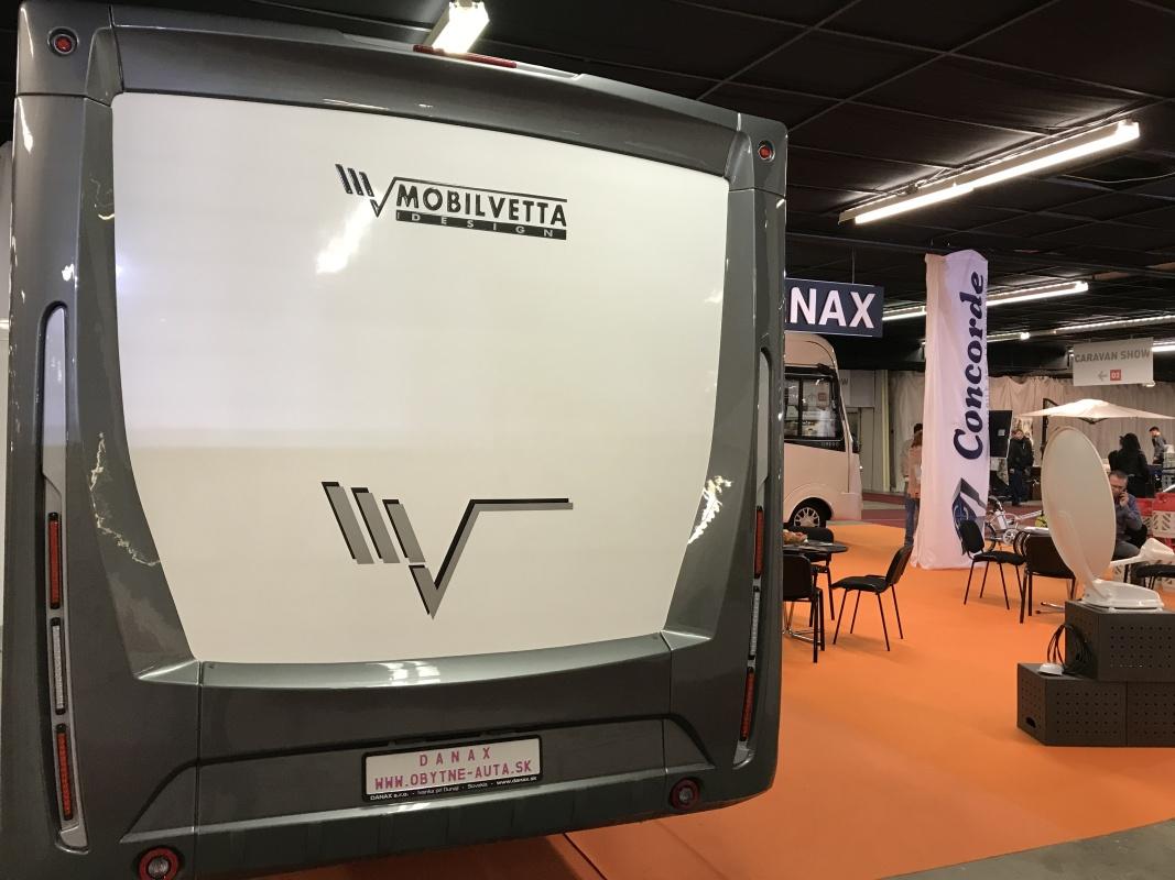 Autosalón a Caravan Show 2018 Bratislava
