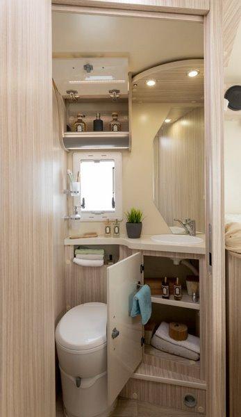 Úložný priestor pod umývadlom