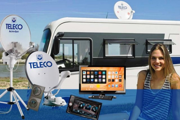 Twin satelitný systém TELECO